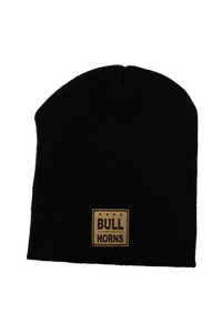 Bull by the Horns Beanie